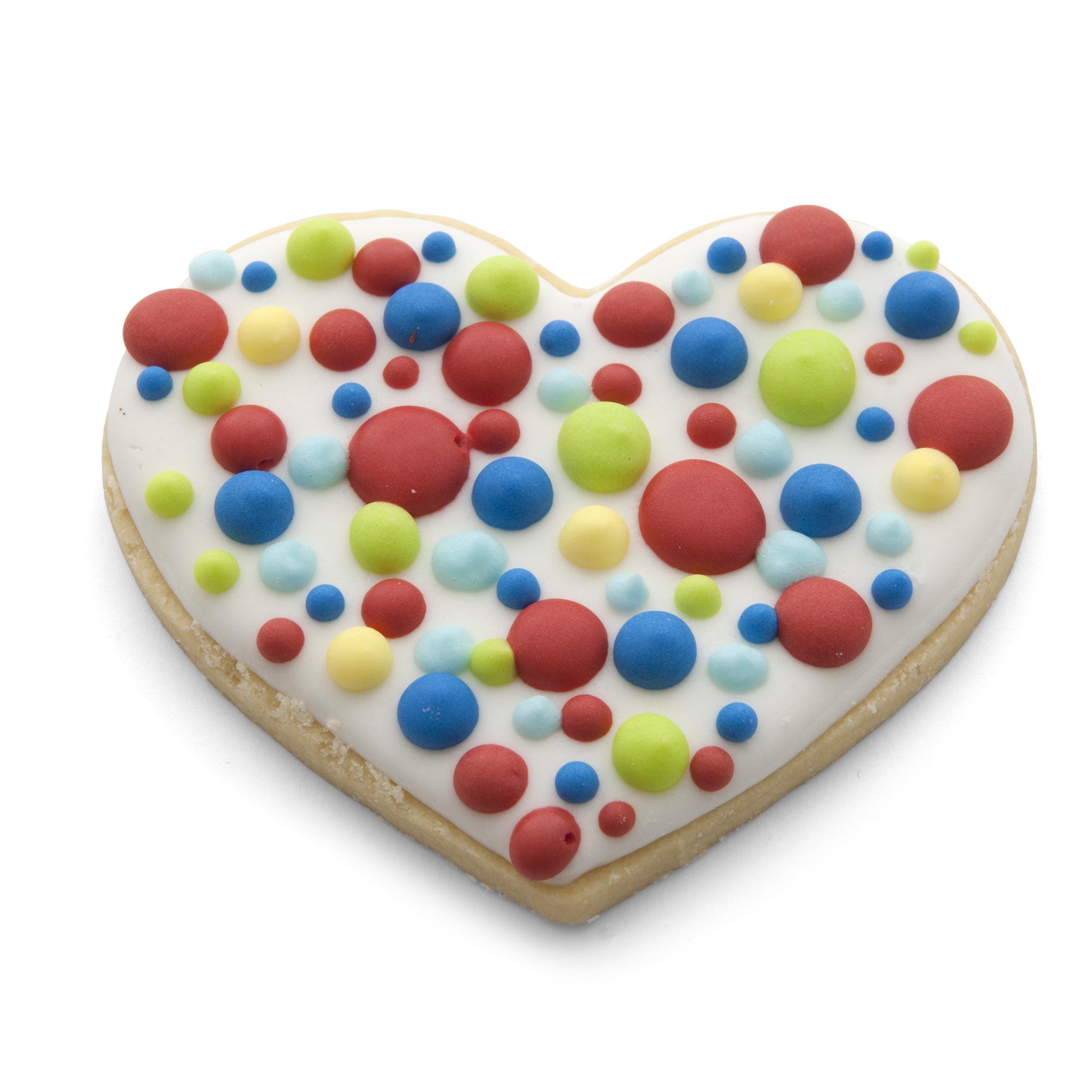Heart Large Cookie Cutter Handmade Cuttercraft