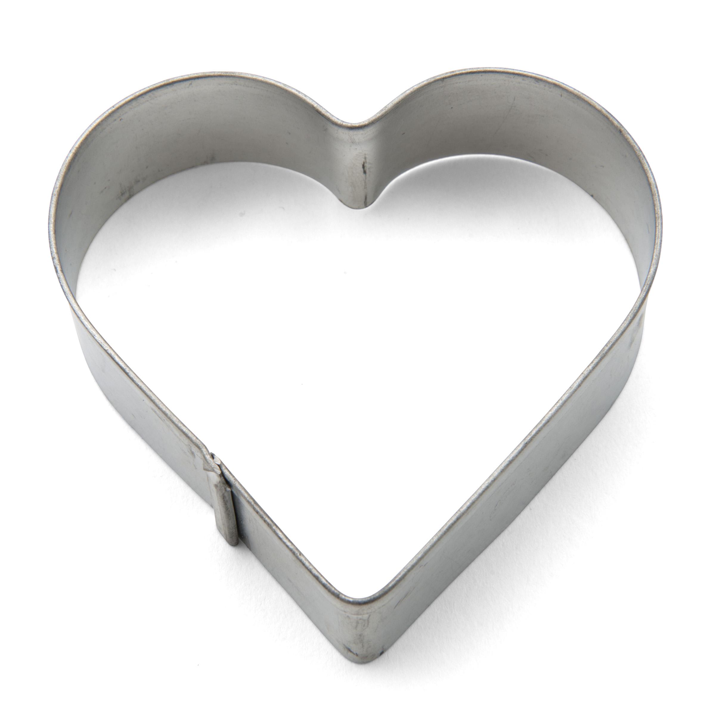 Heart Large Cookie Cutter Cuttercraft