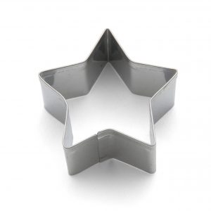 Star mini cookie cutter