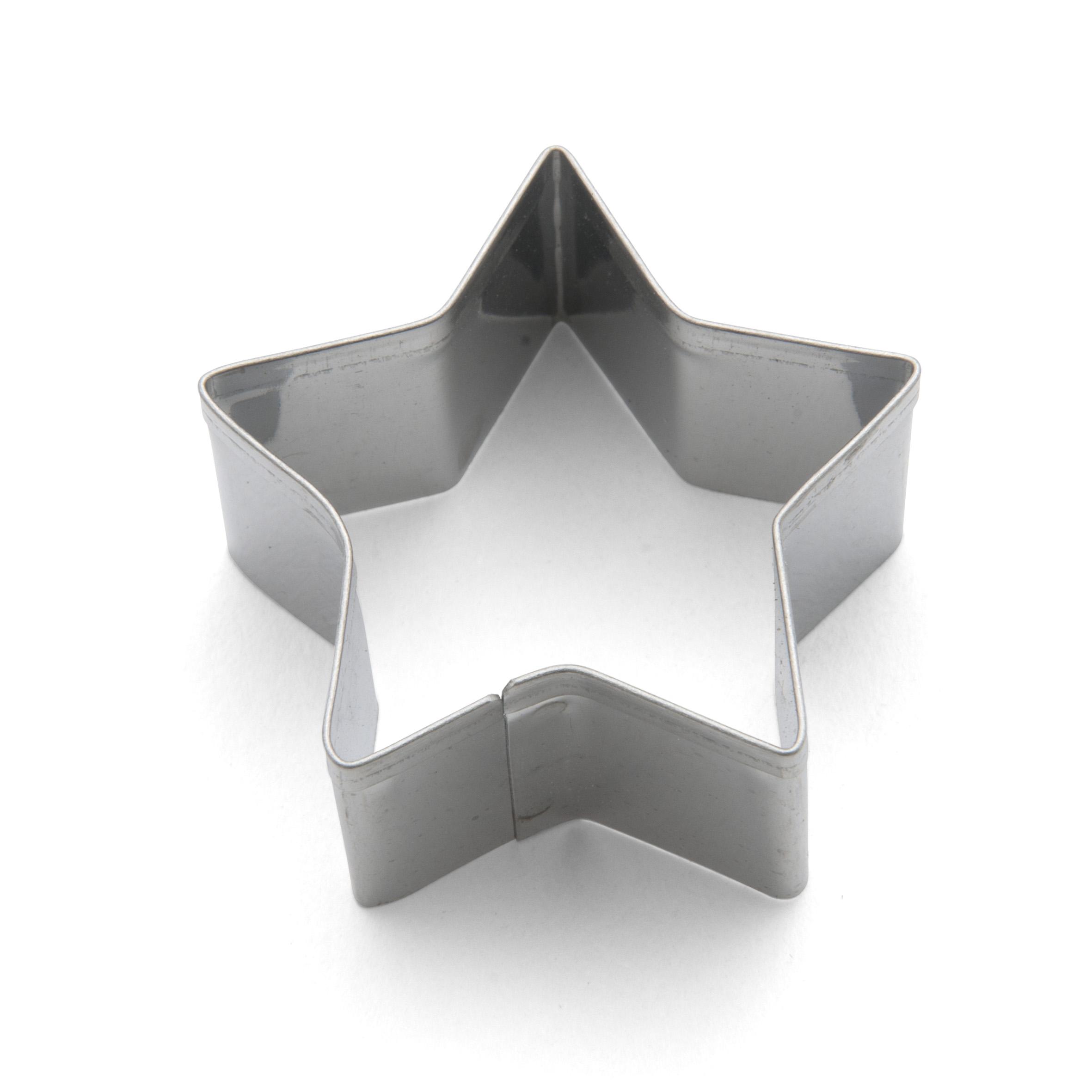 Star mini cookie cutter