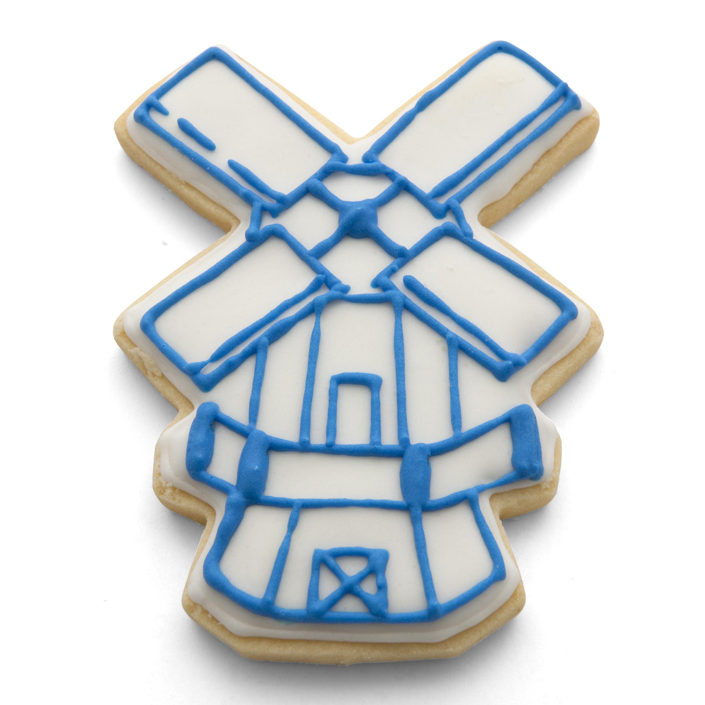 Windmill Cookie Cutter Cuttercraft