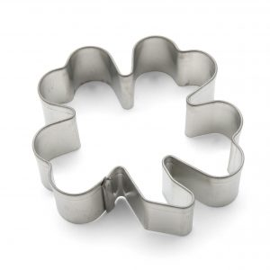 Four leaf clover cookie cutter