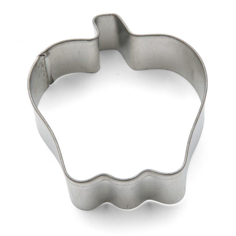 Apple cookie cutter