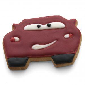 Lightning McQueen cookie cutter