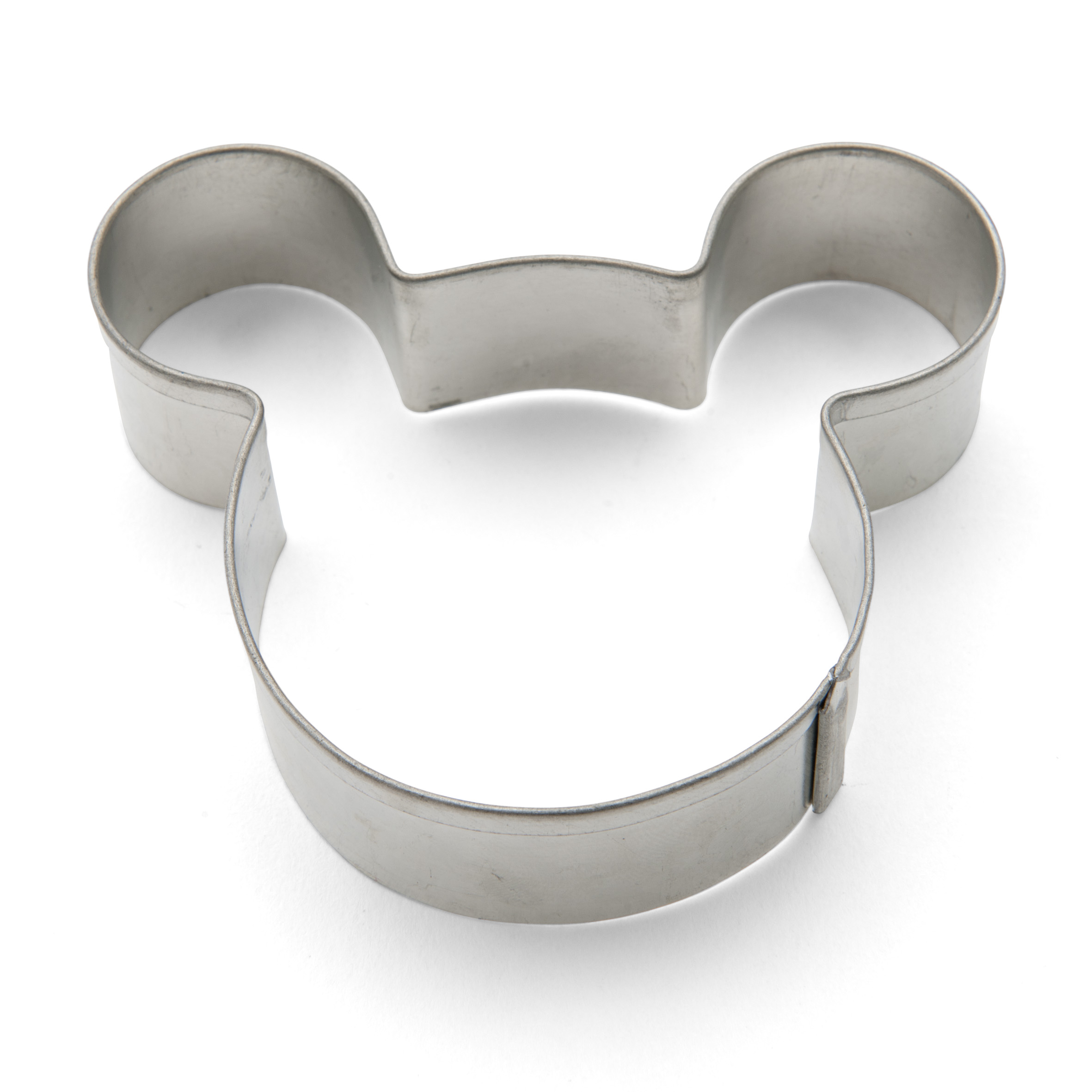 Mouse face mickey cookie cutter cuttercraft for Cookie cutter house plans