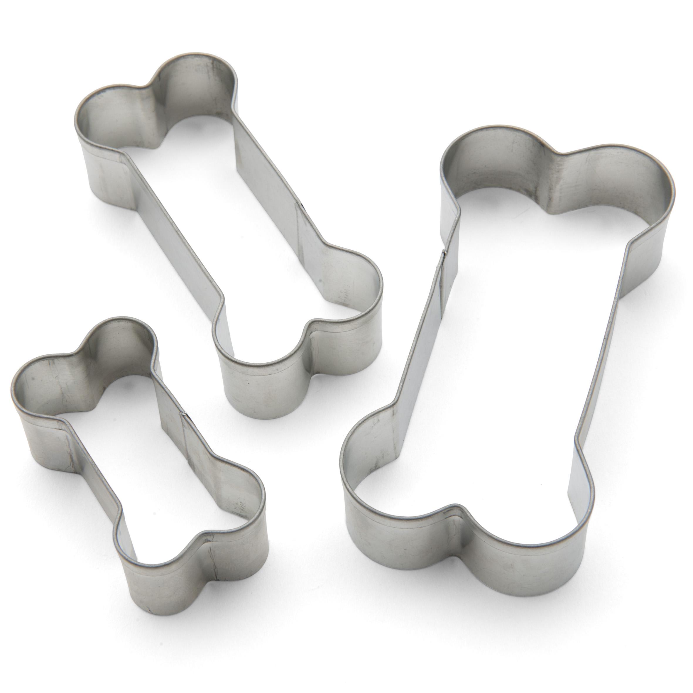 Dog Bone Cookie Cutter Set Cuttercraft