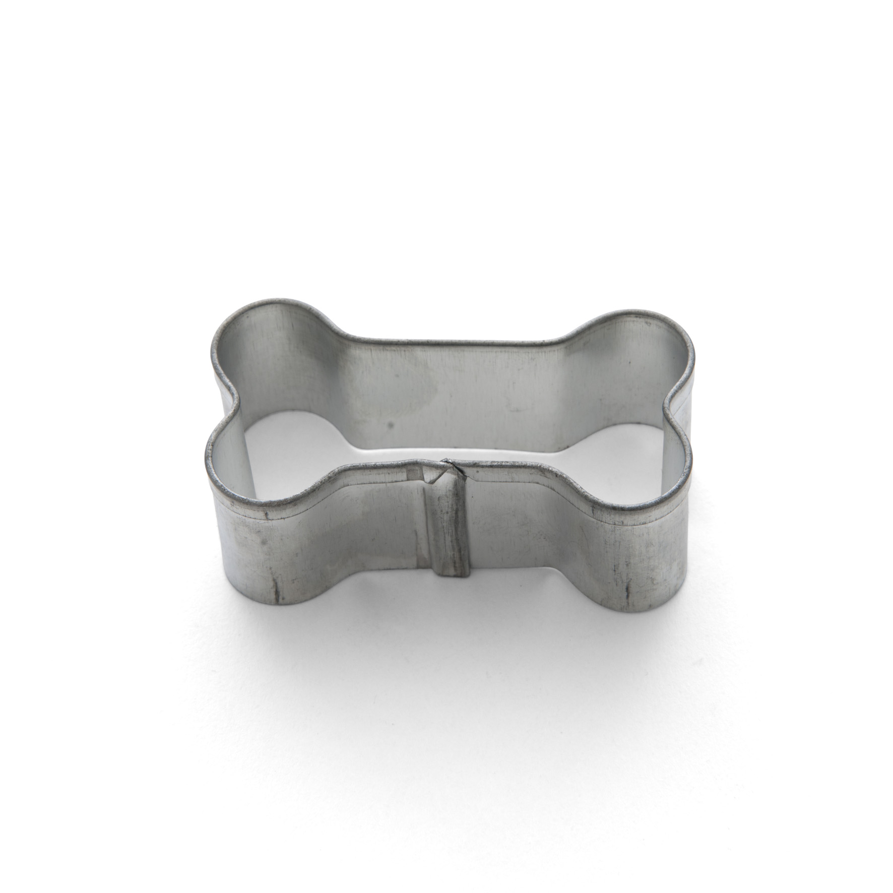 Small dog bone cookie cutter