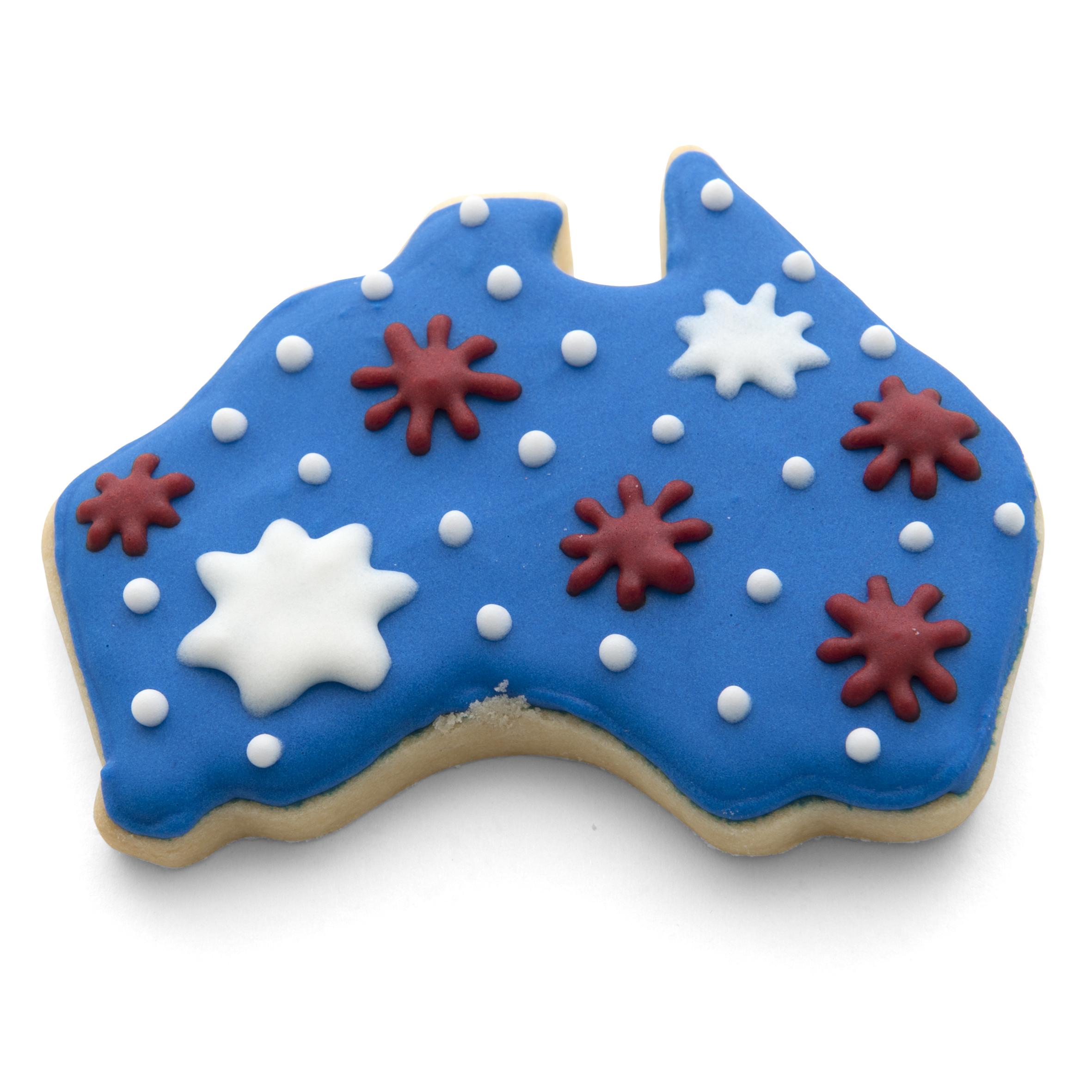 australia u0026 flag cookie cutter set cuttercraft