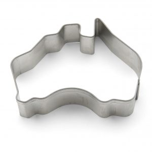 Australia cookie cutter