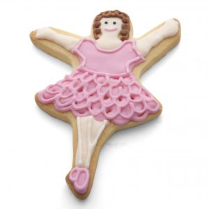 Dancer cookie cutter