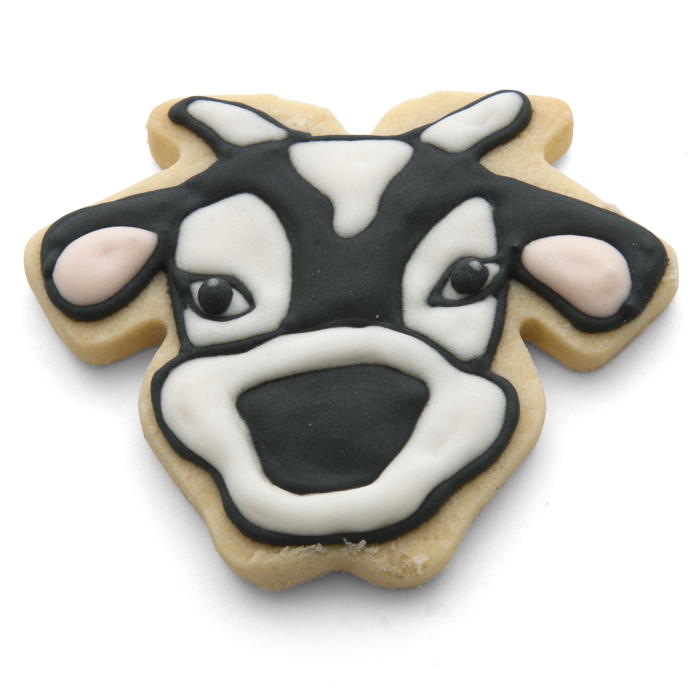 Cow Face Cookie Cutter Handmade Cuttercraft