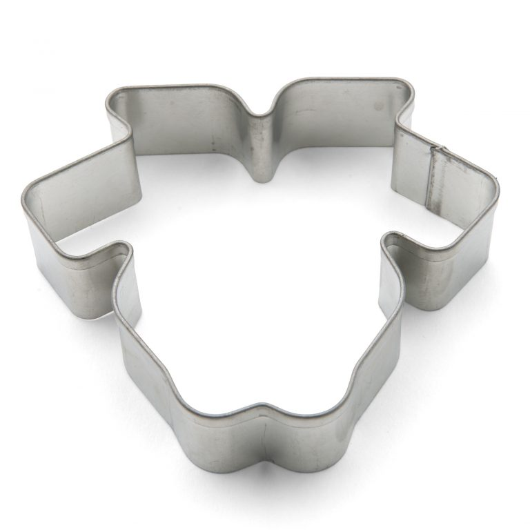 Cow face cookie cutter