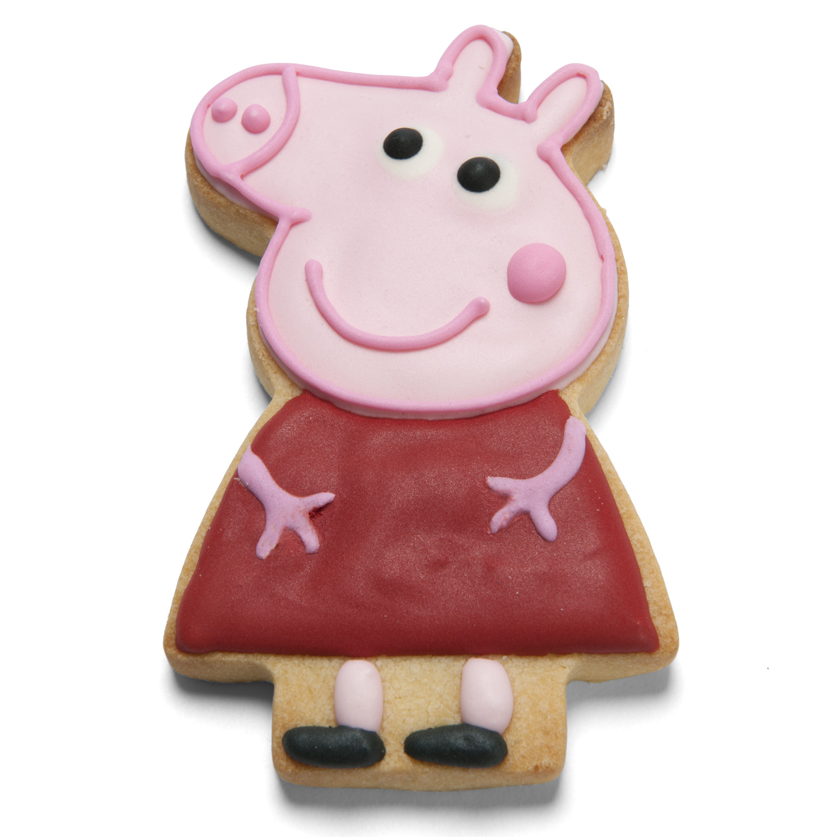 Peppa Pig Body Cookie Cutter Handmade Cuttercraft