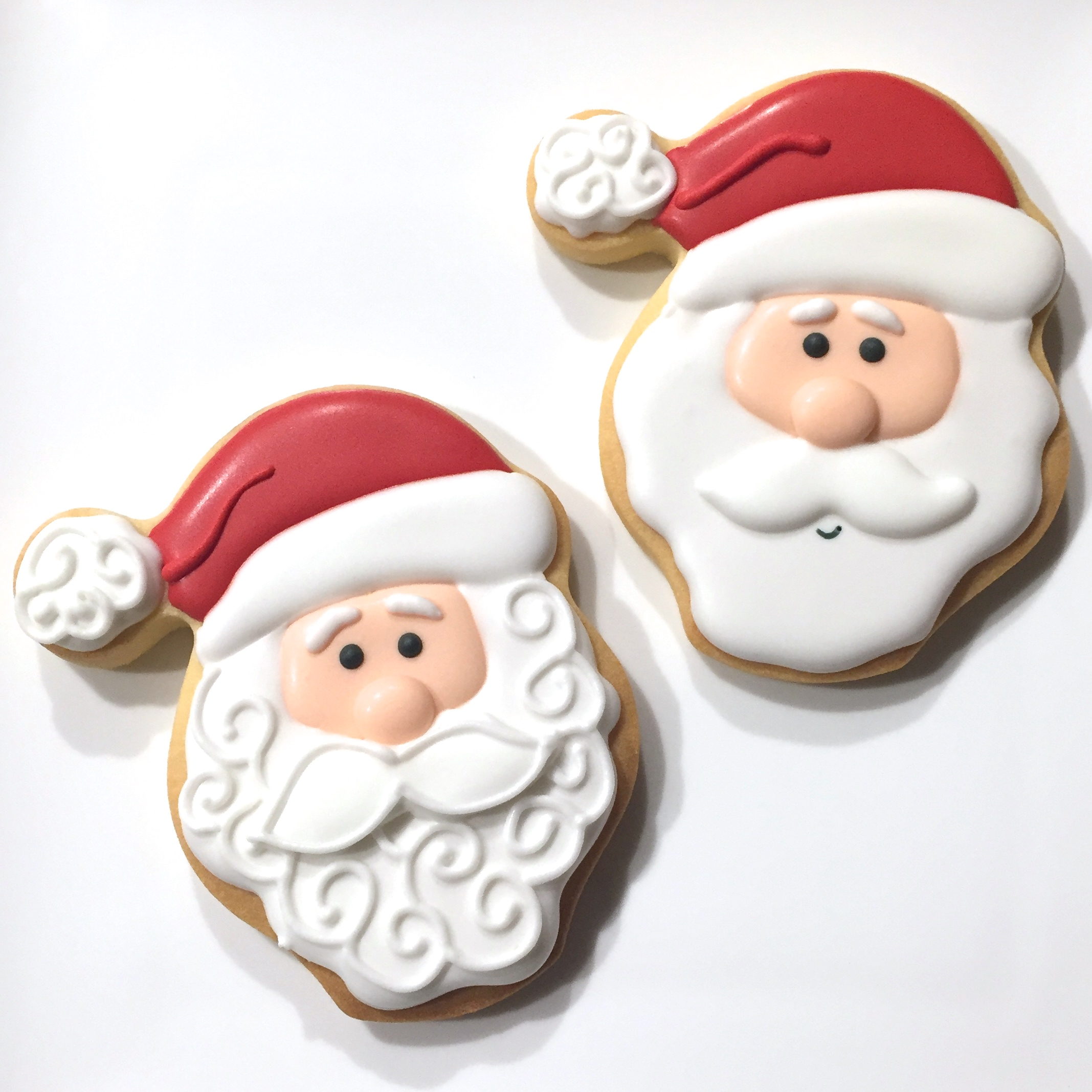 Santa Face Cookie Cutter Cuttercraft