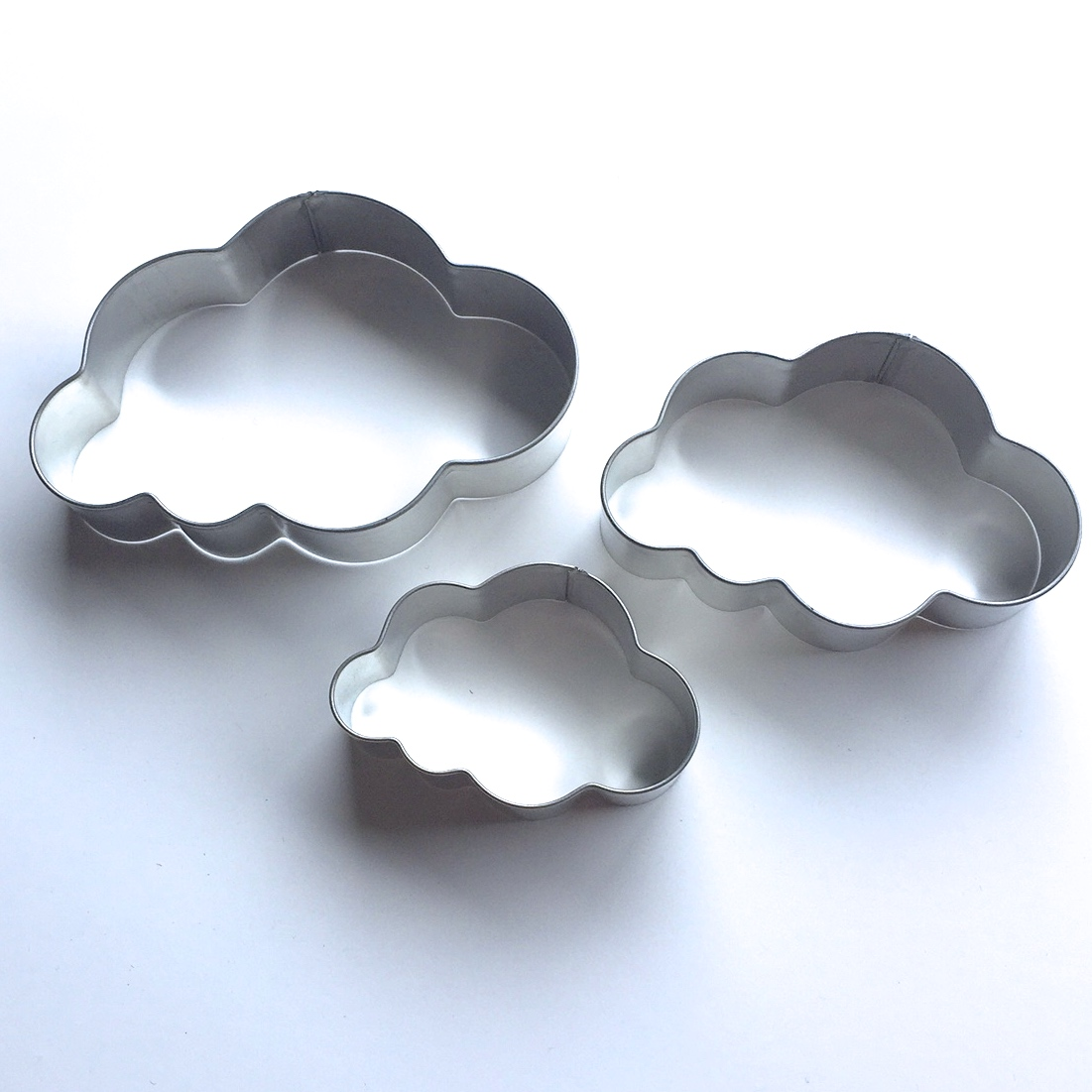 Clouds Cookie Cutter Set Cuttercraft