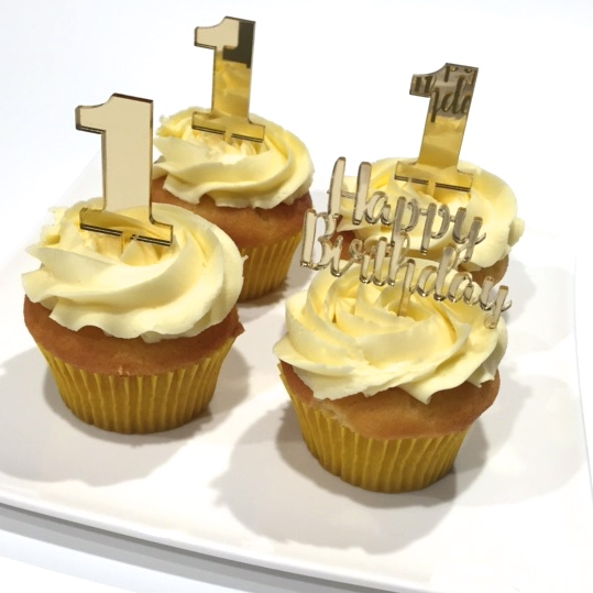 Acrylic Cake Toppers Melbourne