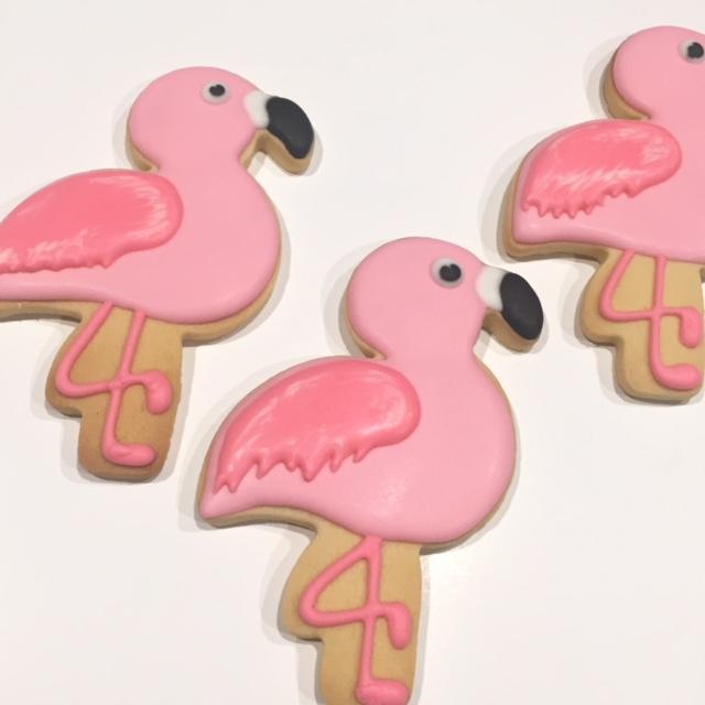 Flamingo Bird Cookie Cutter Cuttercraft