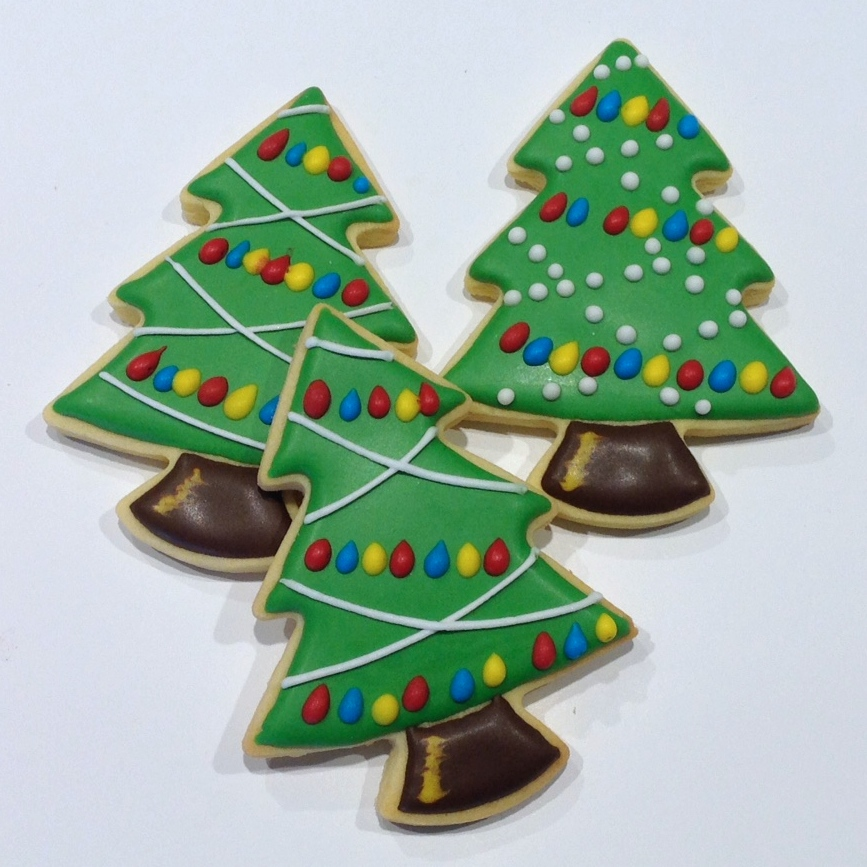 Christmas tree cookie cutter cuttercraft for Cookie cutter house plans