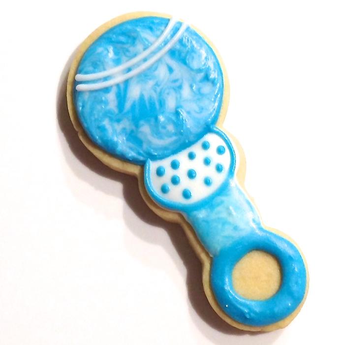 Baby Rattle Cookie Cutter Cuttercraft