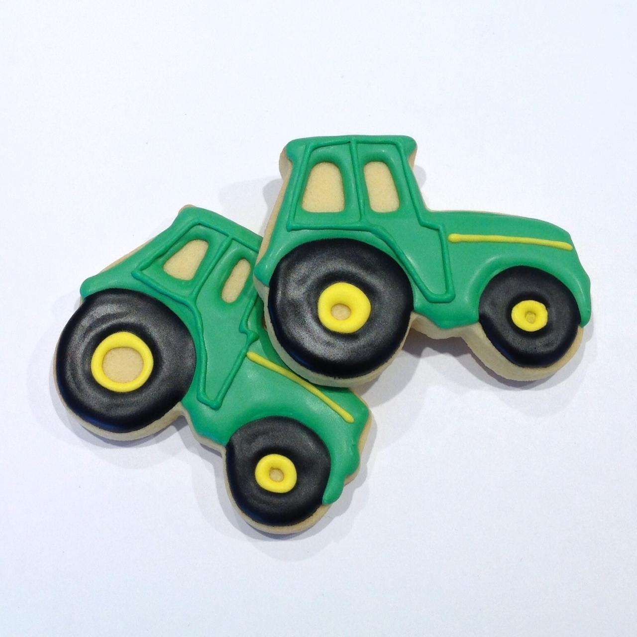 Tractor Cookie Cutter Cuttercraft